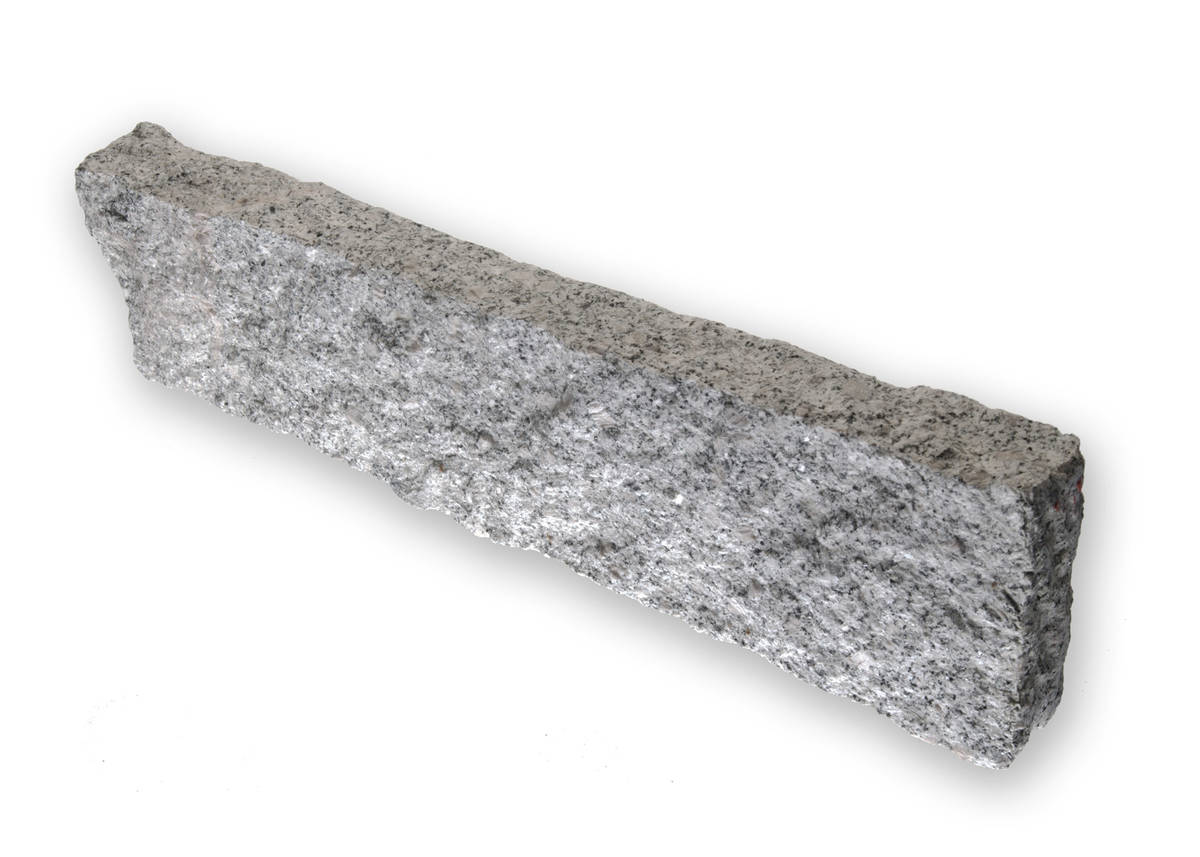 Graniittireunakivi R8, harmaa 90 110x20x8 cm  Kivitori verkkokaupasta